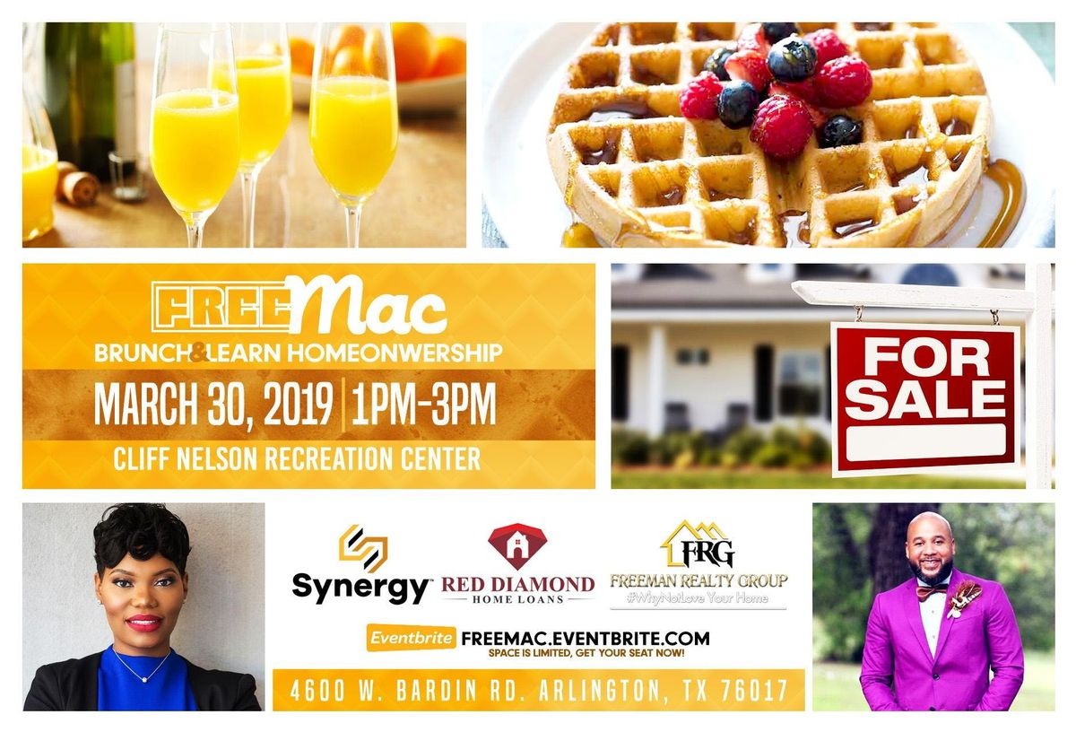 Homeownership Brunch and Learn