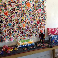 DIY Workshop Otomi Mixed Media Tapestry