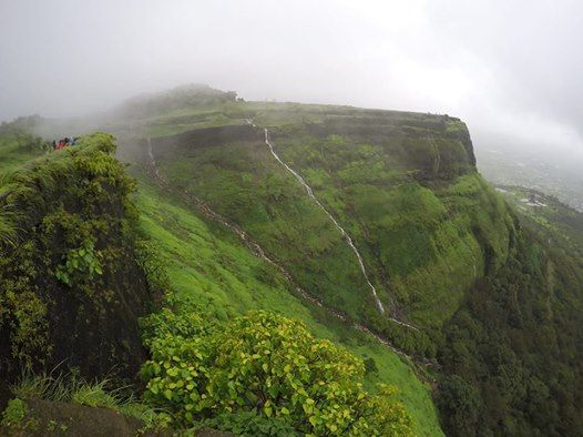 Visapur to Lohagad Special Trek