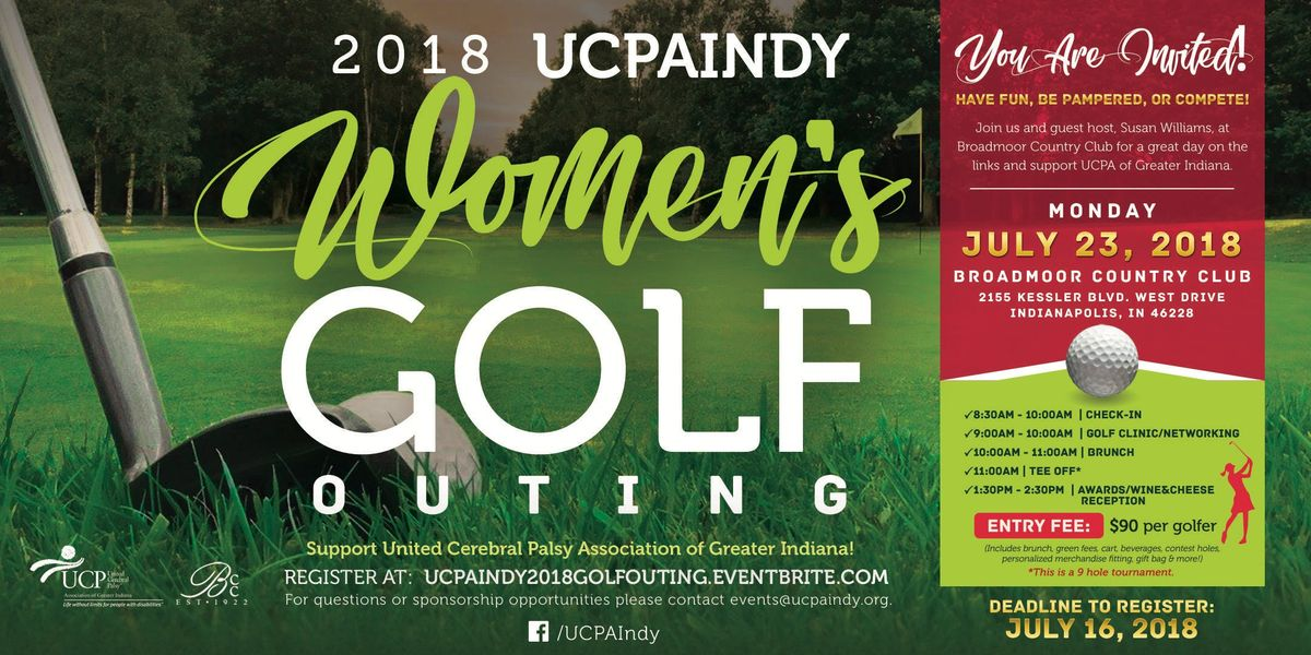 United Cerebral Palsy Association of Greater Indiana Womens Golf Outing