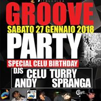 Afro Funky Groove Party - Italghisa (Re)