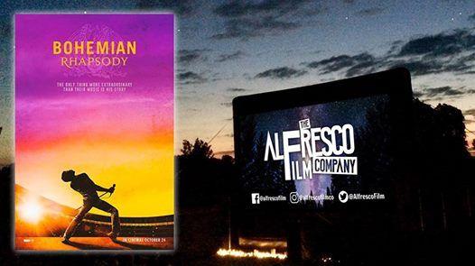 SOLD OUT Open Air Cinema - Bohemian Rhapsody (12A)