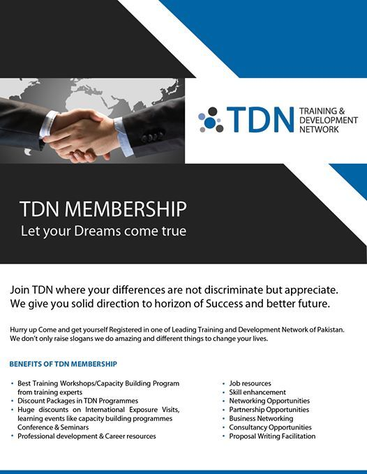 Join TDN International Delegation and plan your USA visit to att