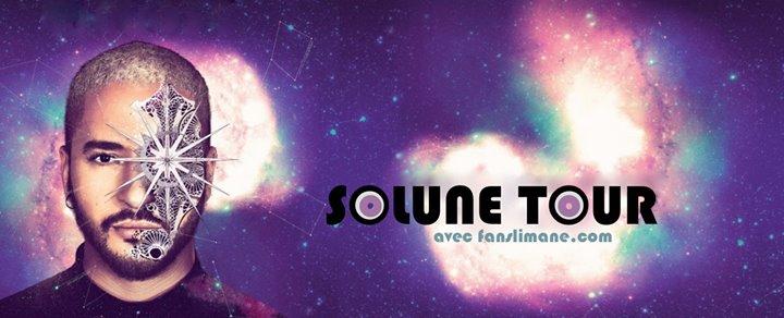 Slimane Solune Tour - Forest National 2 (Belgique)