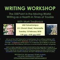 Writing Workshop with Mark Tredinnick