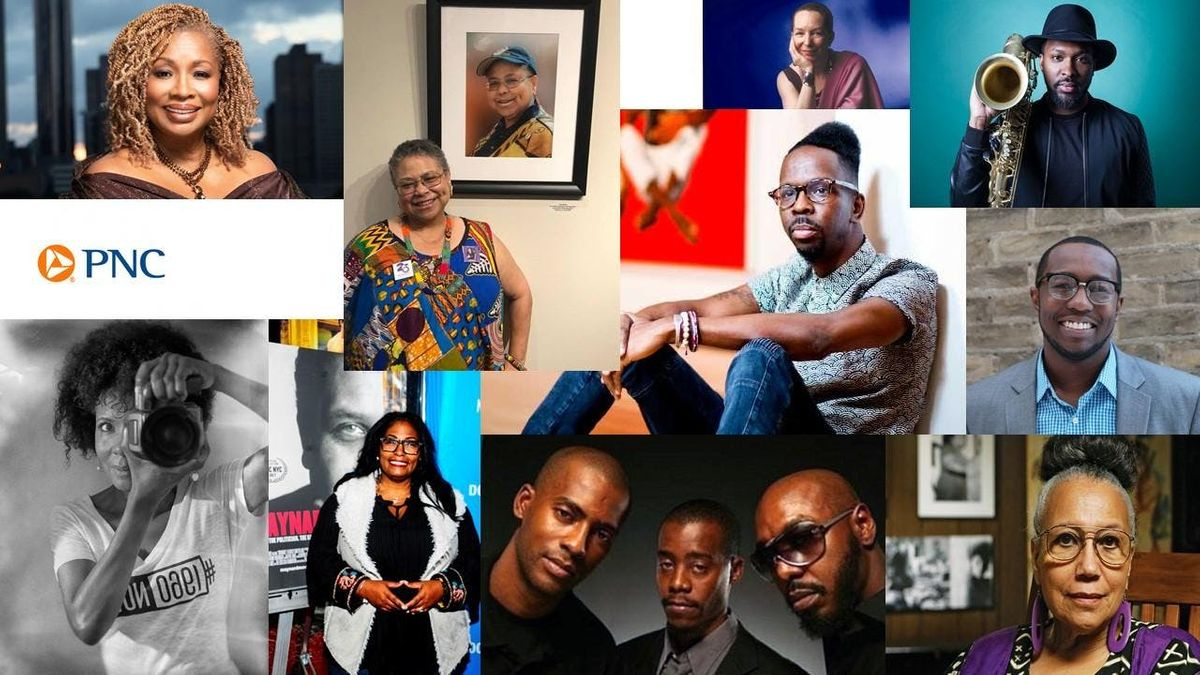 PNC Bank Black History Month 2019 Celebrating African Americans in the Arts