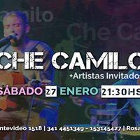 Che Camilo e invitados