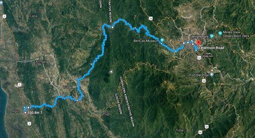 Agoo to Baguio 50K Ultramarathon
