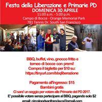 Festa della Liberazione e Primarie PD