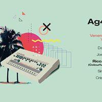 Ag4inst act-1 at Villa Romano - w Riccardo Rizza