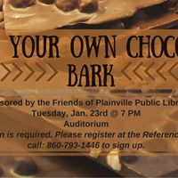 Build Your Own Chocolate Bark