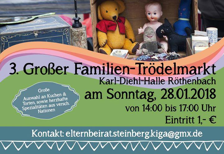 3. Groer Familien-Trdelmarkt