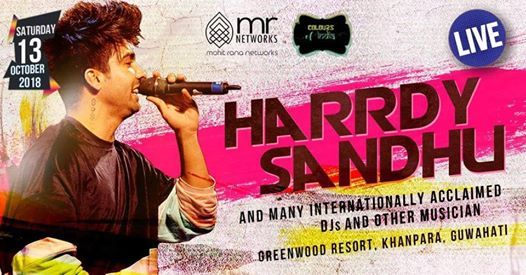 Biggest Dandiya Utsav in Guwahti With Harrdy Sandhu and Many Mor