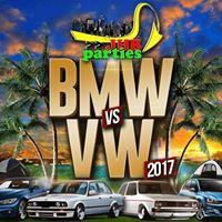 BMW VS VW 2017