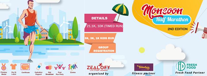 Monsoon Half Marathon 2nd Edition