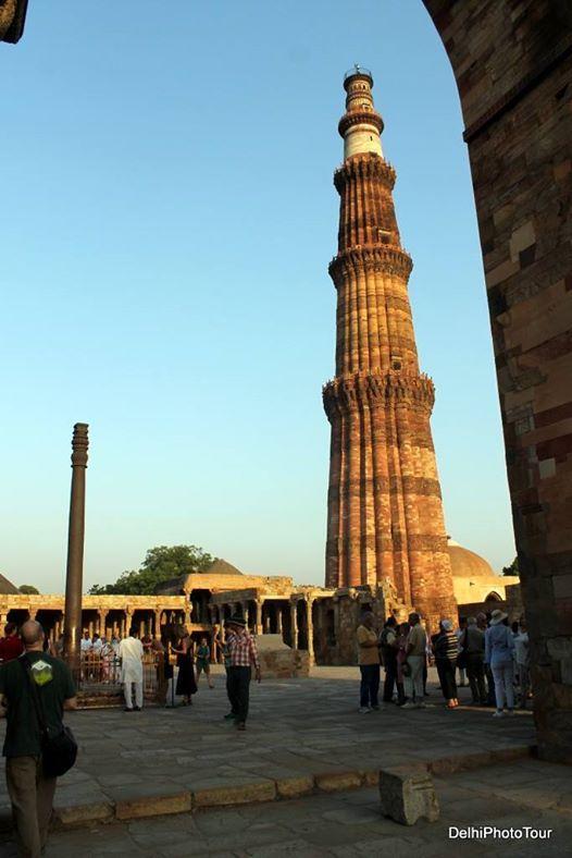 New Delhi Monuments Half Day Photo Tour