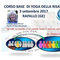 Corso Basic di Yoga della risata