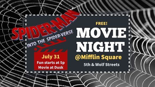 Movie Night at Mifflin Square