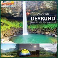 Devkund Trek With Lake side Camping