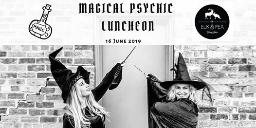 Magical Psychic Luncheon