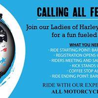 International Female Ride Day
