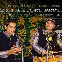 Nizami Khusro Brothers at Lodi