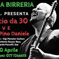 Ricomincio da 30 Live - Omaggio a Pino Daniele
