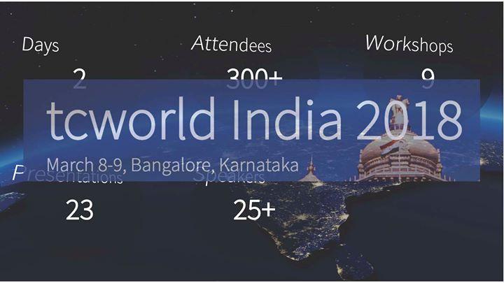 Tcworld India 2018