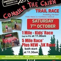 Conquer the Cairn Trail Race