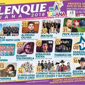 Palenque de Tijuana 2018