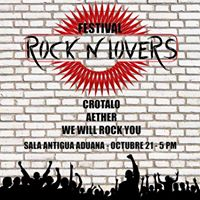 1er Festival de Rock - Rock n Lovers