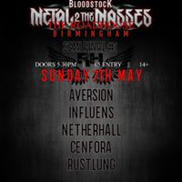 Metal To The Masses Birmingham - Round 2 - Semi Final 1