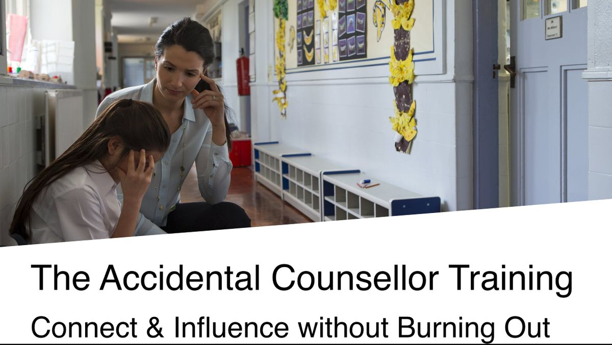 The Accidental Counsellor Brisbane MARCH 2019
