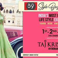 Style Bazaar Exhibition- Hyderabad