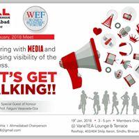 4th WEF Ahmedabad Meet