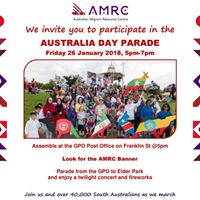 Australia Day Parade 2018