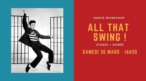Workshop ANNUL All that Swing  soire