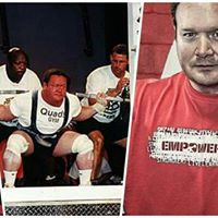 A day with Ed Coan the greatest powerlifter of all time
