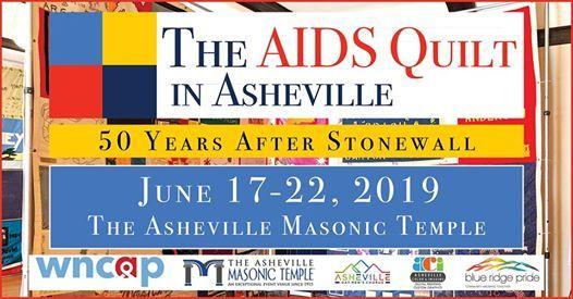 AIDS Memorial Quilt Exhibit