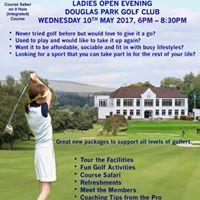Get into Golf Ladies Open Evening