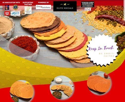 Keep in touch by Smriti Jaitha