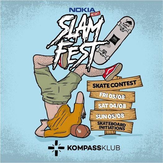 SLAM FEST 2018