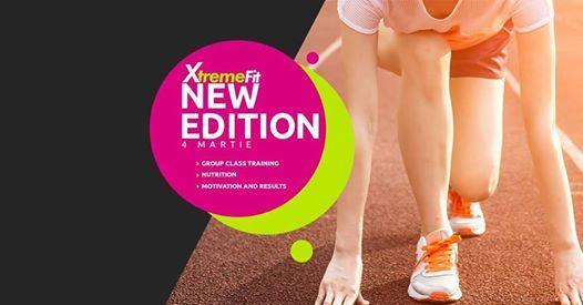 Inscrie-te la programul Xtreme Fit 8 Weeks Challenge4 Martie