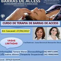 Curso de Barras de Access 27 de Maio de 2017