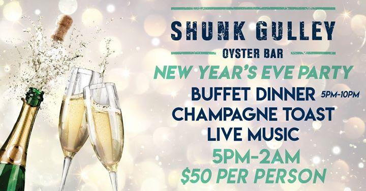 Shunk Gulley New Years Eve Party! | Santa Rosa Beach