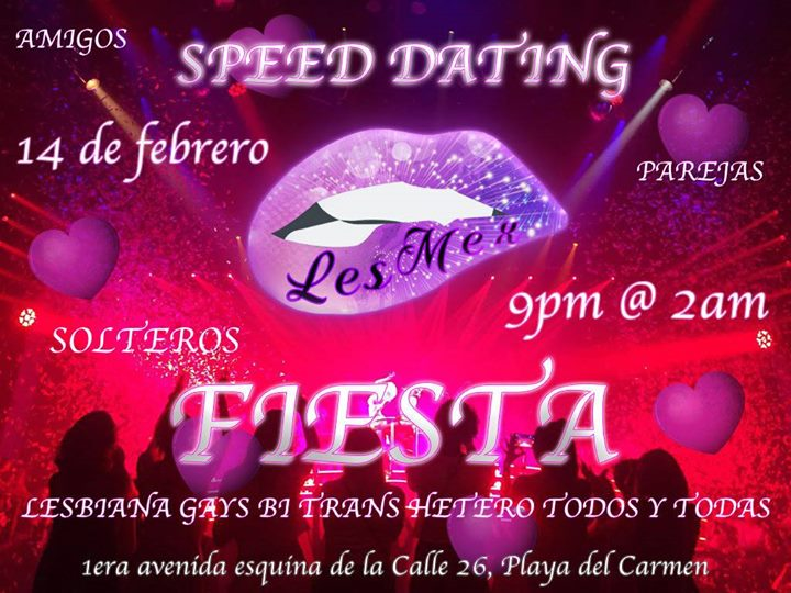 Speed dating ciudad de mexico