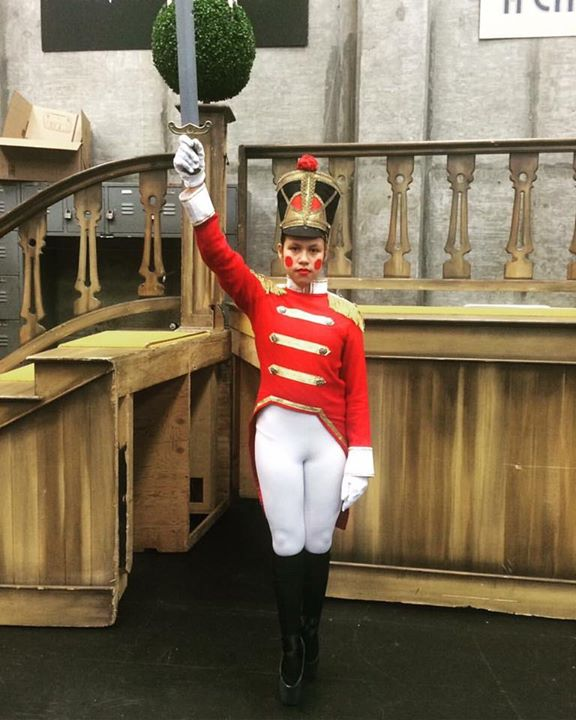 Lizzy Henderson in The Nutcracker at Irvine Barclay | Irvine