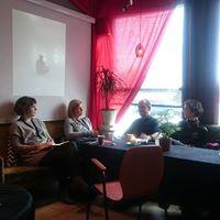 Critics in Conversation p SAND-festivalen