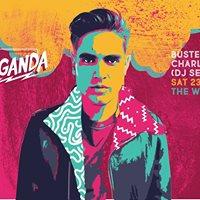 Busteds Charlie Simpson DJ set  Propaganda Leeds  Warehouse