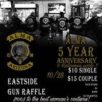 ALMA MC EASTSIDE 5 year anniversary